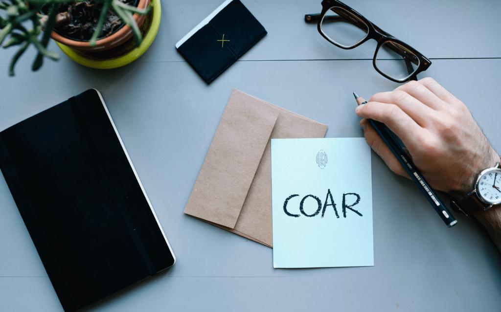 Aaron Vick Startup COAR Process