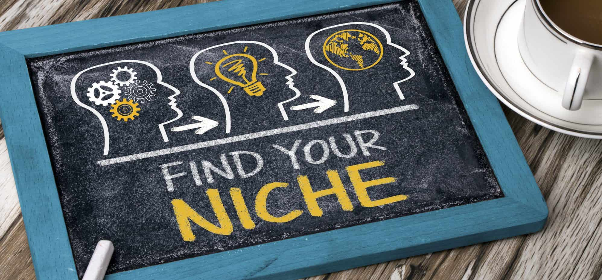 Aaron Vick - How to Find Your Niche Market Using Social Media